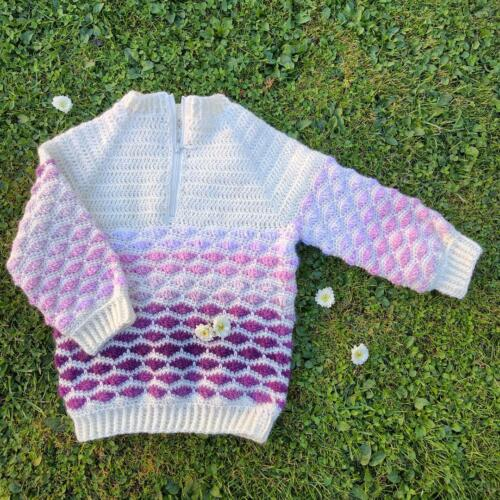 Woolly Waves Sweater