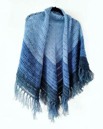 My Blue Shawl