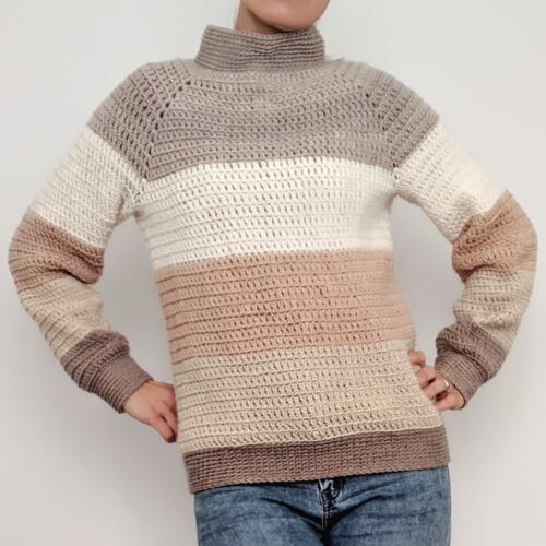 Karamell Sweater